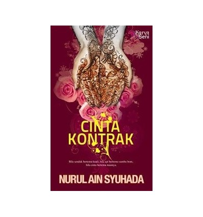 Novel dating kontrak