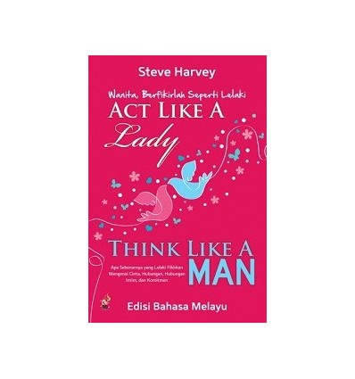 Act Like A Lady, Think Like A Man (Edisi Bahasa Melayu)