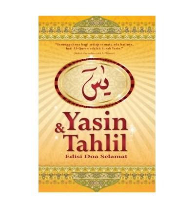 Yasin & Tahlil (Edisi Doa Selamat)