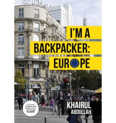 I'm A Backpacker : Europe