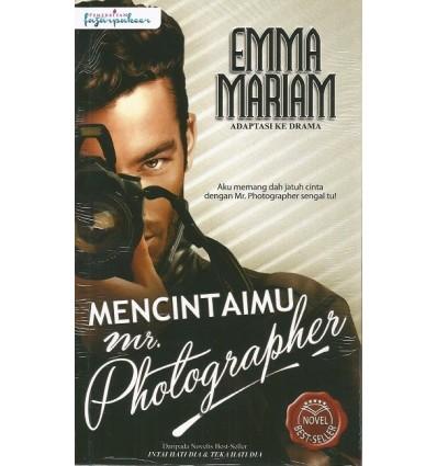 Mencintaimu Mr. Photographer