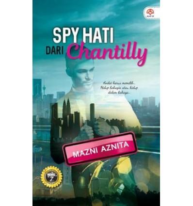 Spy Hati Dari Chantilly