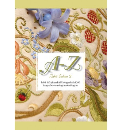 A-Z Jahit Sulam 2
